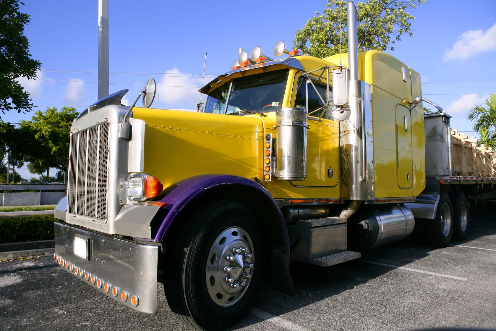 Oakland, CA. Flatbed Truck Insurance